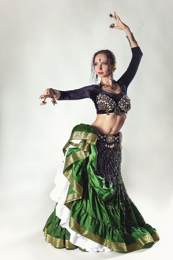 трайбл танец