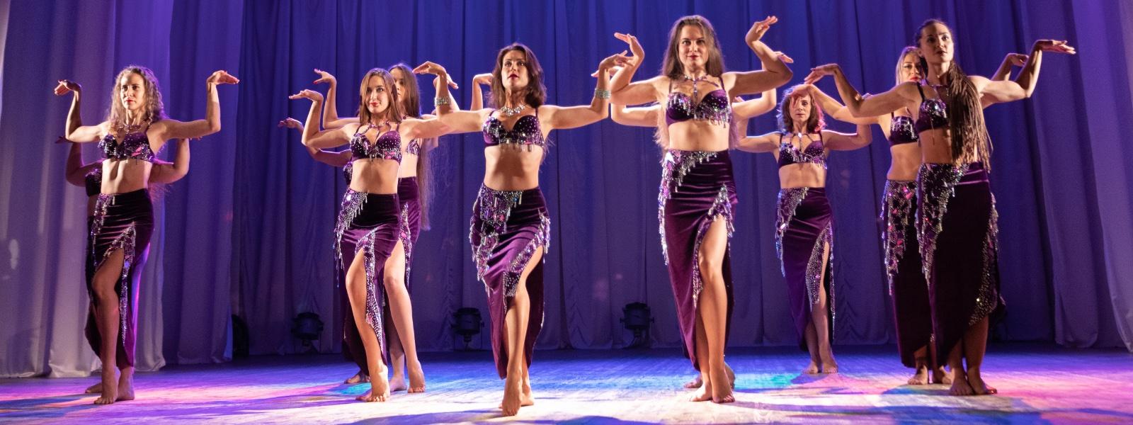 восточный танец для начинающих